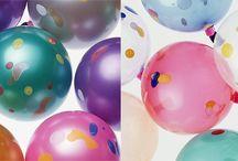 YoYo Balloons   lineup / Colorful water balloons, product lineup ヨーヨーバルーン ラインアップ