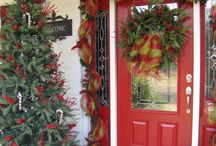 Decorating for Christmas / by Tracy Allison