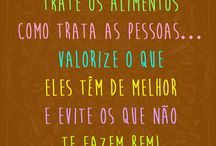 frases nutricao
