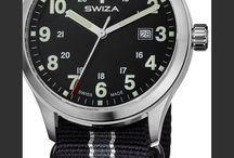 Swiza /  Watch-making has a rich heritage in the Swiss Alps – the region is almost as synonymous with precise mechanical craftsmanship as it is with astounding mountain vistas. Swiza can lay claim to that history. Founded in 1904 in Mourtier, deep in the Jura region, the brand has made practical timepieces and Swiss army knives for well over 100 years.