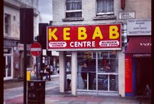 Kebab Shop Britain / Calling all Kebab munchers, we want your pictures of the best shops in Britain! Send them to us via the K-Shop Movie Instagram, Facebook page or here on Pinterest.
