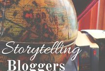 Storytelling Bloggers / This is a place for the blog posts that can't be googled, for long-form, narrative and descriptive writing. Share pins from blog posts that tell a story worth reading!