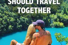 Couple Travel / Couple travel inspiration