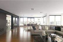 Putney Penthouse / A stunning 4 bedroom penthouse apartment in the sought after Putney Wharf riverside development.  This property has breathtaking views of the River Thames from the spacious terrace which wraps around the apartment.