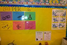 Super 6 Comprehension / Super 6 resources