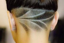 Tatouages de cheveux