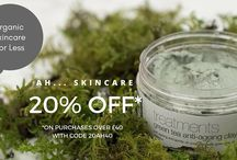 Offers and Discount Codes / This board features all the offers and discount codes on Ah... Skincare's beautiful organic skincare products.