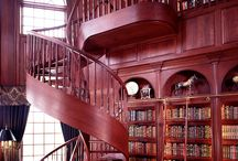 Spiral Staircases / Our custom spiral staircases are available in an endless array of wood species & steel finishes. In addition, Arcways can integrate wood, steel, stone, iron, & glass to customize each individual form of spiral stair egress.