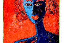 LAUBAR oil Prints for US$ 350 / Own a Laurens Barnard - Laubar Artwork