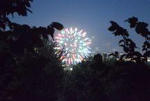 fuochi d'artificio - fireworks / fuochi