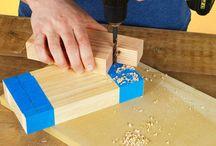 Herramientas y tips para trabajar madera
