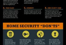 home security / by Johann Jordaan