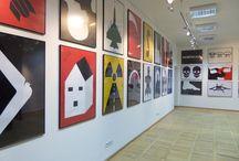 LEX DREWINSKI – PLAKATY / Galeria ASP, Gdańsk