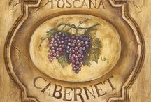 вино, оливки -прованс