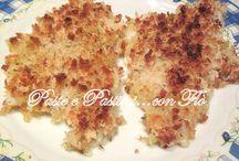 Paste e Pasticci: Secondi di pesce / Secondi di pesce tratti dal mio blog Paste e Pasticci...con Flò