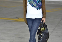 The scarf style