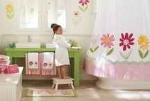 Ideas para Decorar Baños  / Ideas para decorar baños de niñas en forma linda y económica