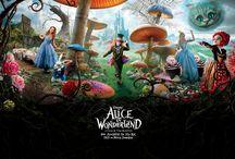 Alice in Wonderland / by Patricia Galeano