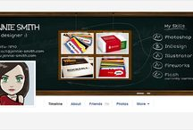 DesignWP Facebook Timeline Covers / Inventive & Original Facebook Timeline Covers