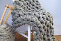 giant knit & crochet