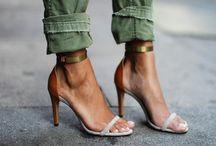 Cut & Pose anklet