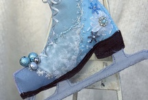 painted skates / by Tina Whynott