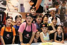 Homefresh Junior Chef 2013 / 4000 children have come through the Homefresh kitchen to learn how to cook healthy and delicious food, we ran a competition to pick our best Junior Chef for 2013. Congratulations Mathew,