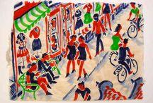 Paintings - Eddy Varekamp / Paintings painted by Eddy Varekamp