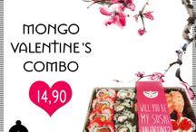 Mongo Valentine Combo