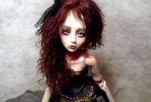 Megan S. hair inspiration / Twice bitten but shy. Full of life. Rockstar at heart. The warrior geisha princess