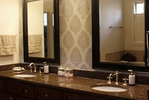 Bathrooms / Traditional, Contemporary and Country style baths