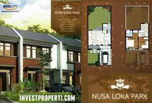 Perumahan Nusa Loka Park BSD City / Nusa Loka Park - Launching perumahan baru di Nusa Loka BSD oleh Sinarmas Land