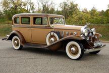 Automobiles:  Pre 1950 / by Thomas Hall
