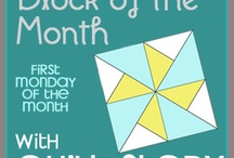 Block Of the Month