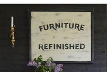 Furniture Flips!