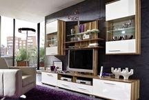 Wohnzimmer / Für den Raum, ohne den eine Wohnung nicht existieren könnte