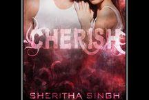 Cherish, my debut YA series from @BreathlessPress / Young adult novel series
