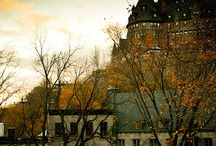 Quebec City / The things I want to do