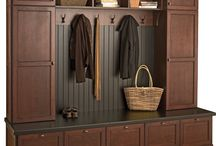 Decor - Mudrooms / by Angie Allen