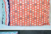 DIY and crafts pillowcase