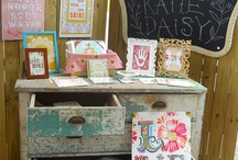 to market to market / Ideas to help make my market stall shine