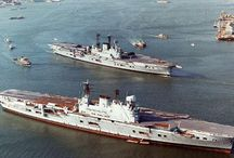 British Aircraft Carriers and its Aircraft