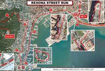 Rexona Street Run / Información e imágenes del Circuito Rexona Street Run de carreras de 10km en ruta.
