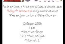 Baby Shower / by Michele Szarek