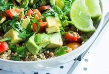 Salades fraicheur