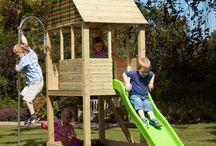 Garden Play Structures