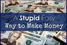 ways to make money / by Angie Miller
