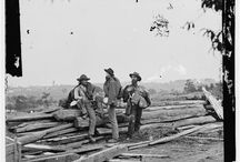 Civil War Photographs / In which I indulge in my life-long obsession with all things Civil War.