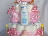 Baby shower gifts and projects