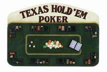 Poker Signs / Signs, Pictures, and Rules / by HomeTheater Gear
